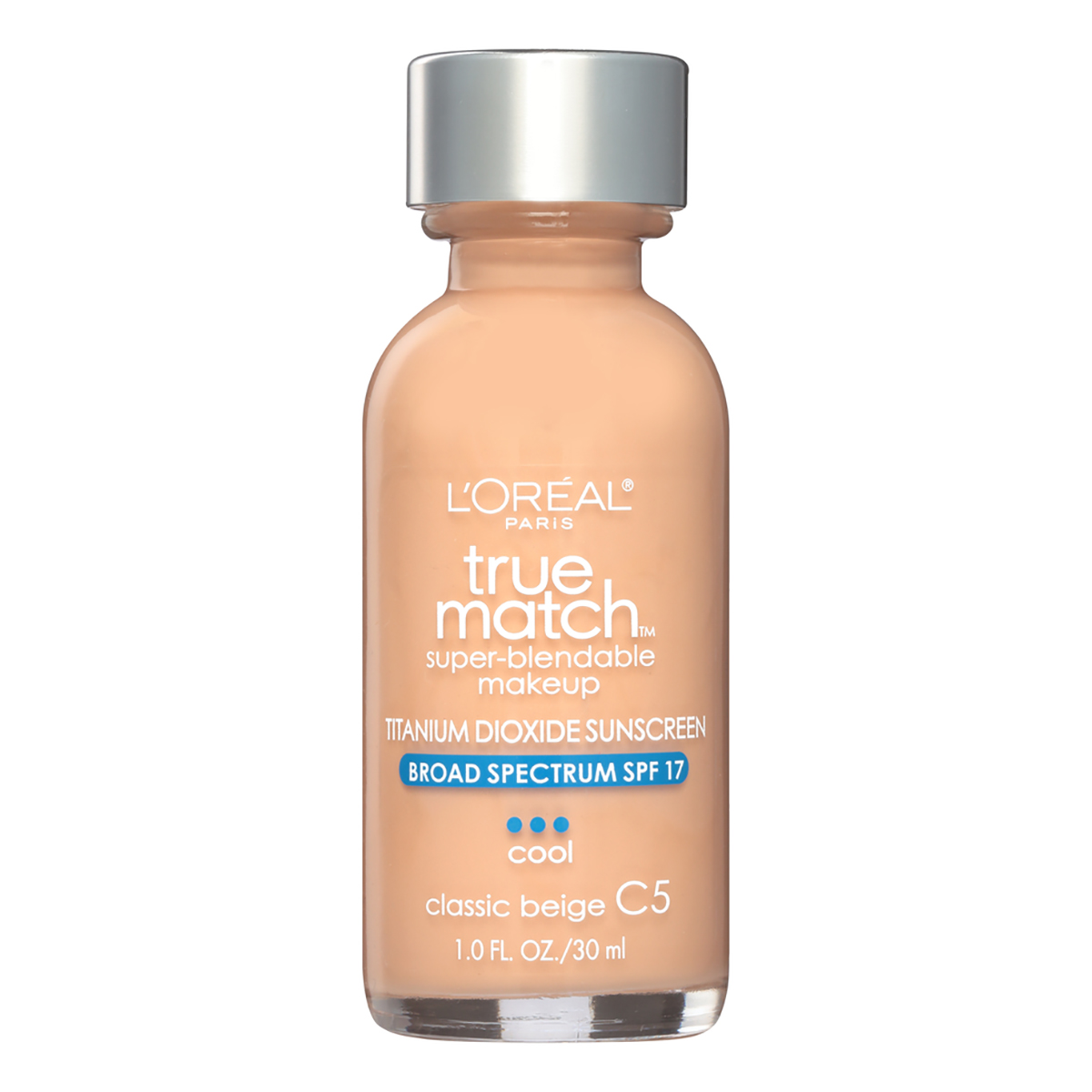 L'Oreal Paris True Match Super-Blendable Foundation Makeup