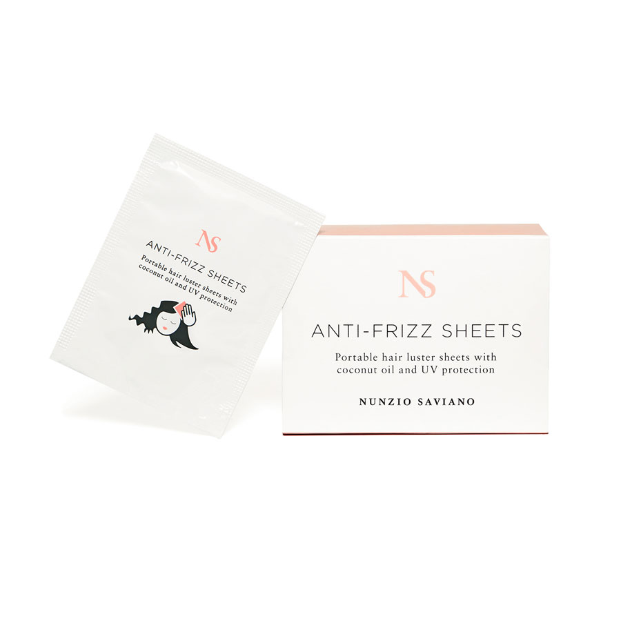 Nunzio Saviano Anti-Frizz Sheets