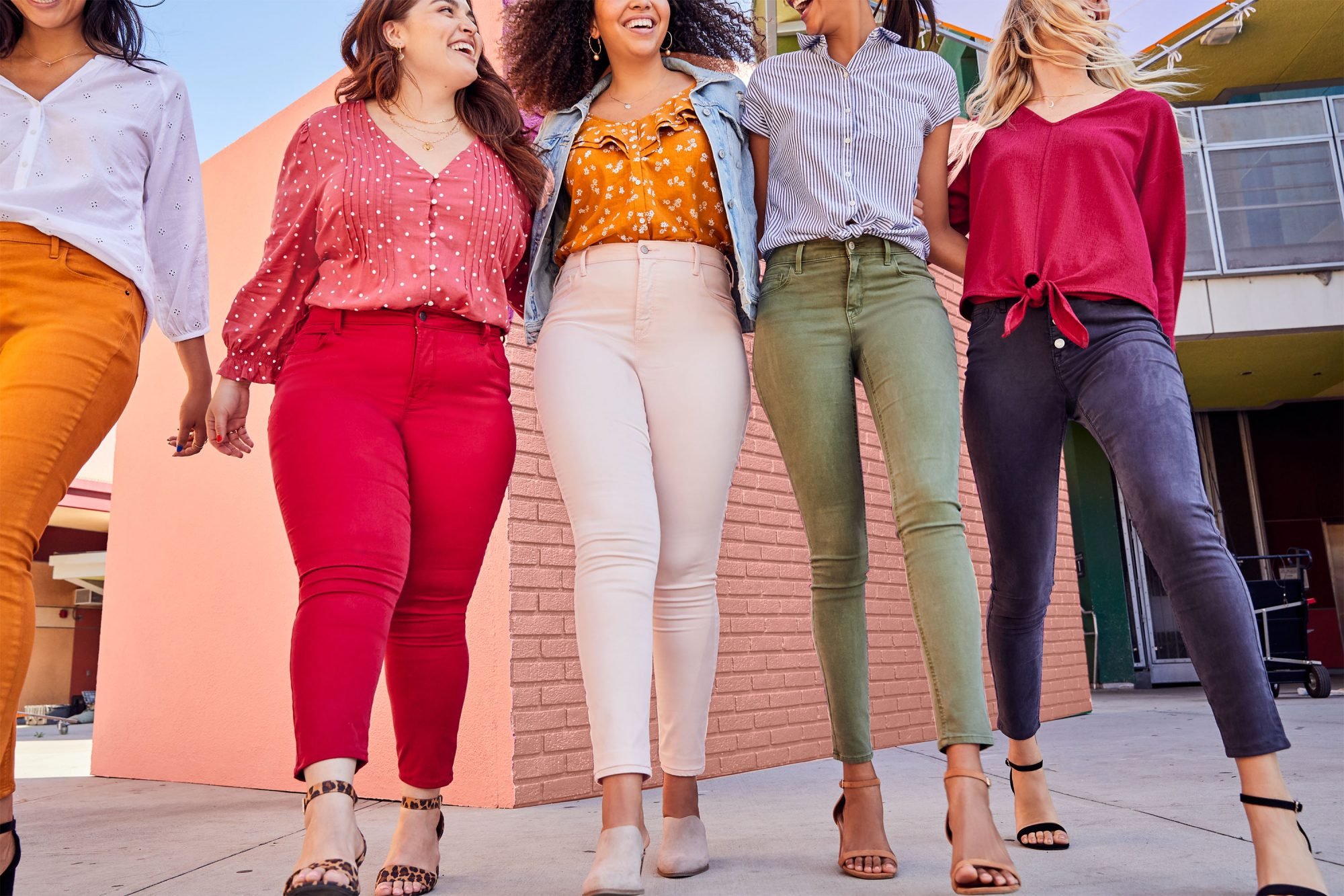 Old Navy Size Yes Concept Store - Lead
