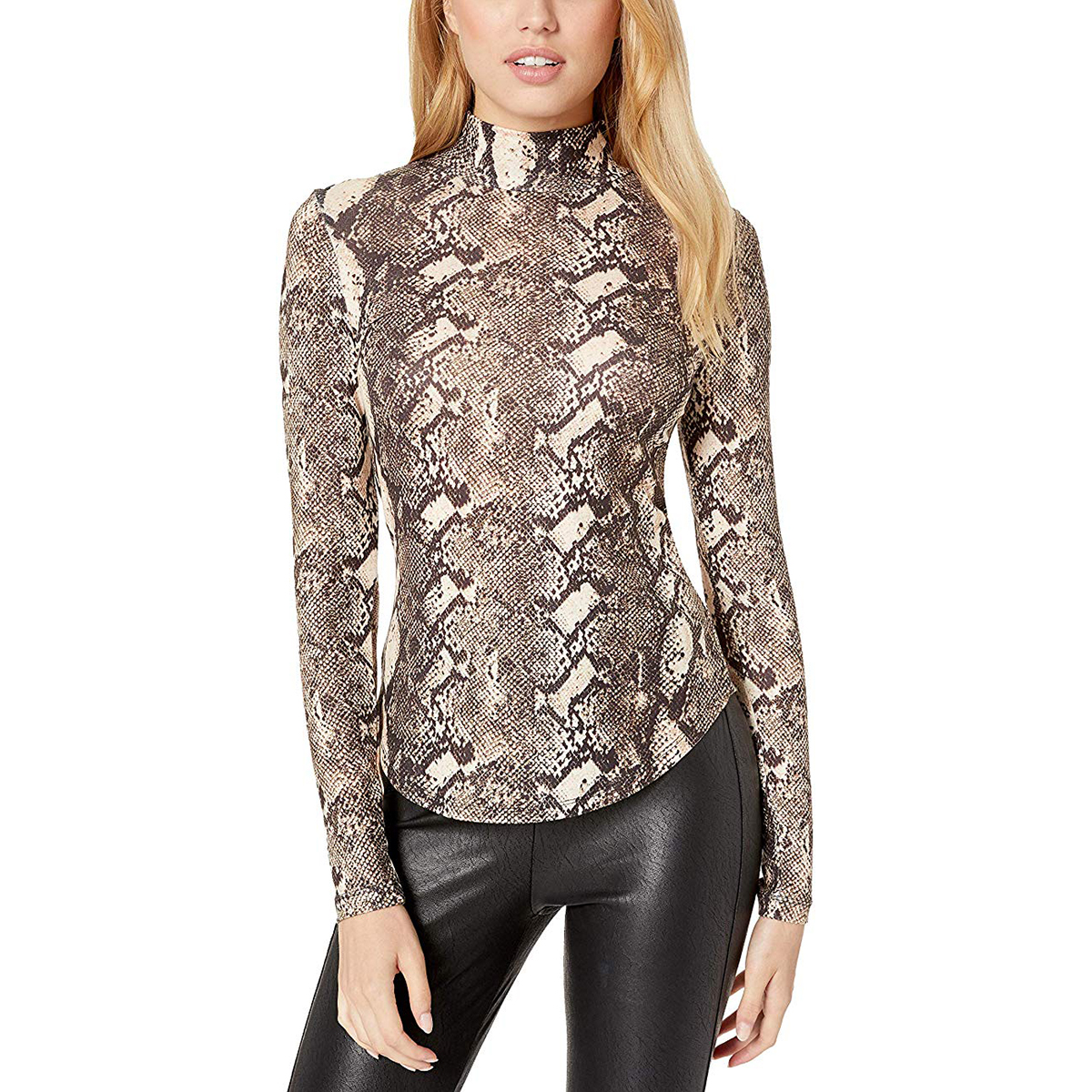 French Connection Women's Animal Printed Tops