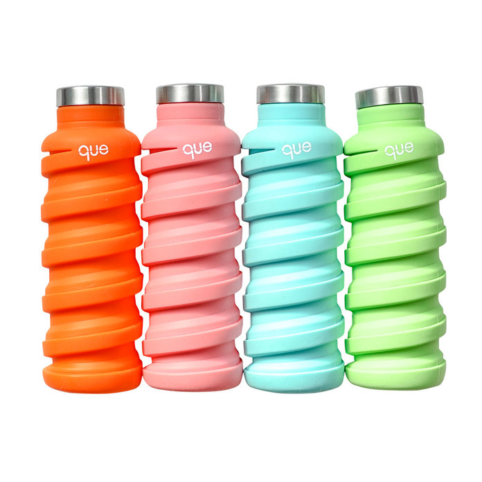 Que Water Bottle - Affordable Gift Ideas