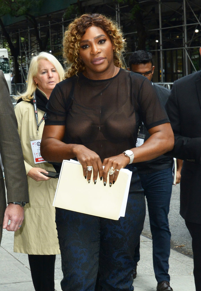 Serena Williams Street Style