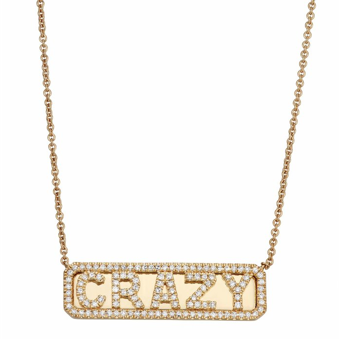 Serena Williams Jewelry Crazy Necklace