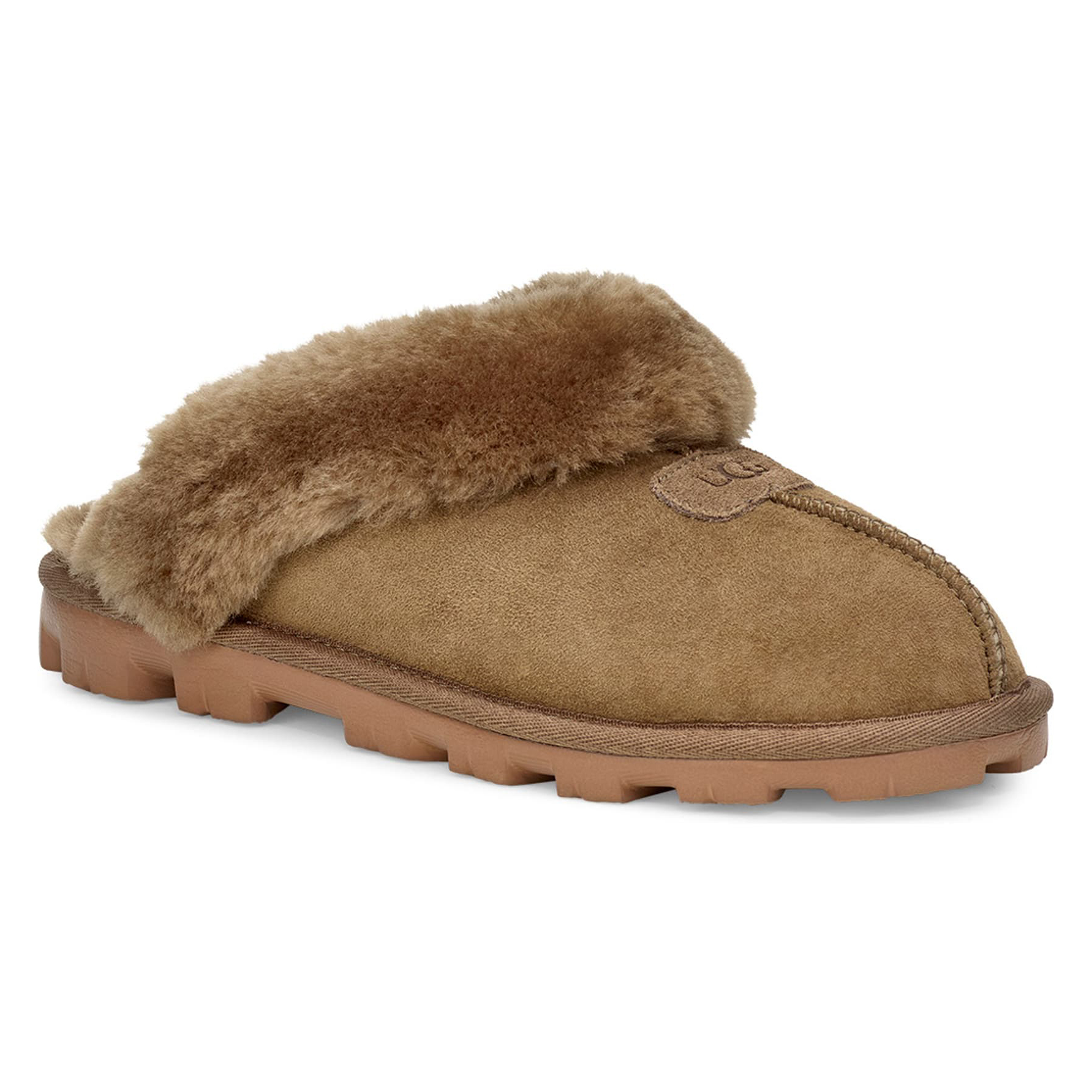 Ugg Genuine Shearling Slipper in Eucalyptus Spray