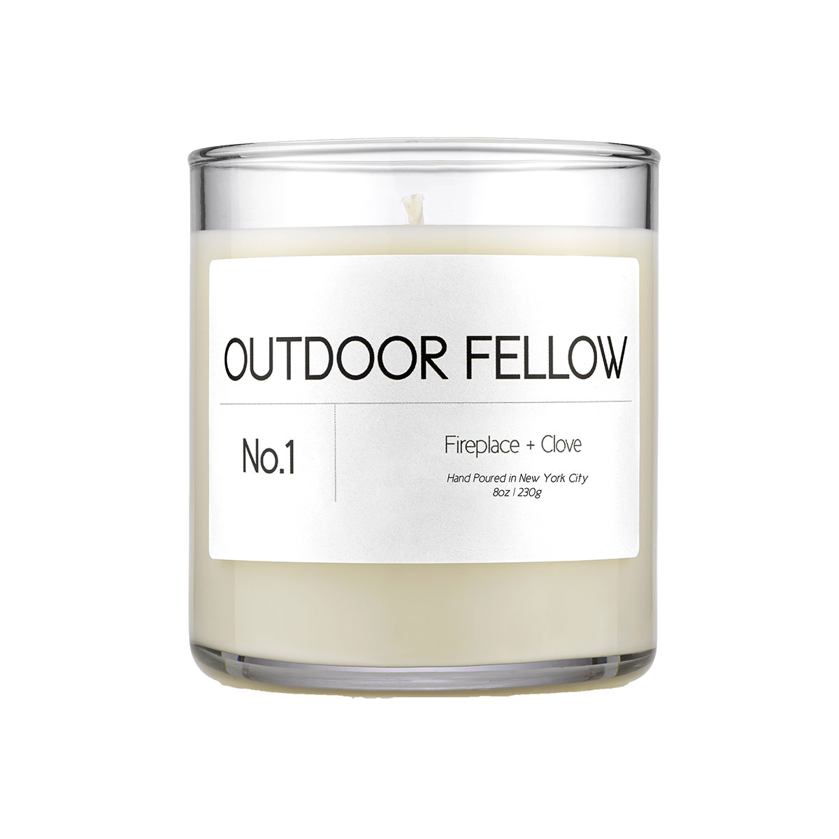 Outdoor Fellow Scented Candle
