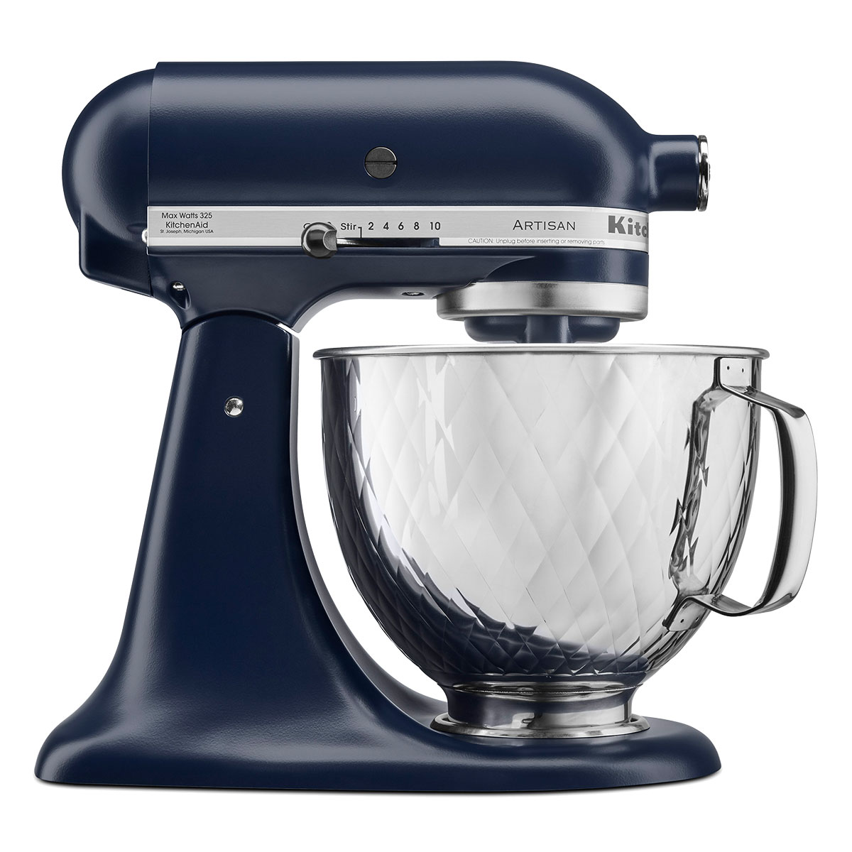 Kitchenaid Quilted Stainless Steel Bowl