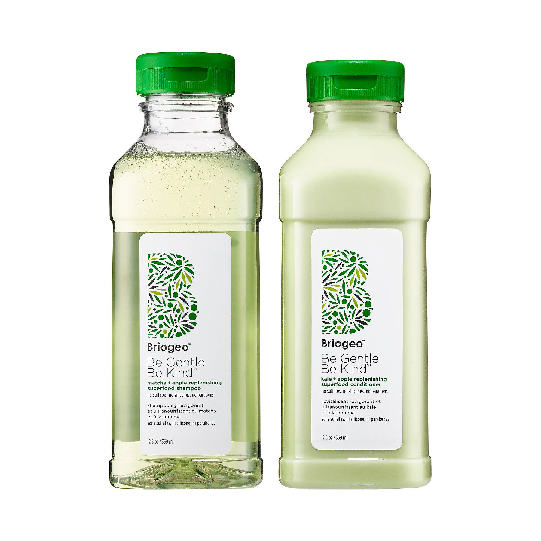 Briogeo Be Gentle Be Kind Superfoods Shampoo Conditioner Hair Pack