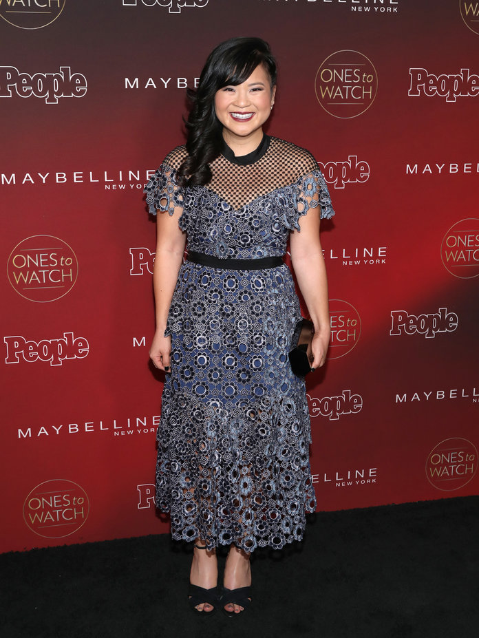 Kelly Marie Tran at People's Ones To Watch event