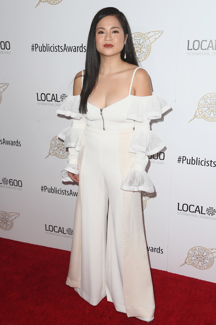 Kelly Marie Tran at 55th Annual International Cinematographers Guild Publicists Awards