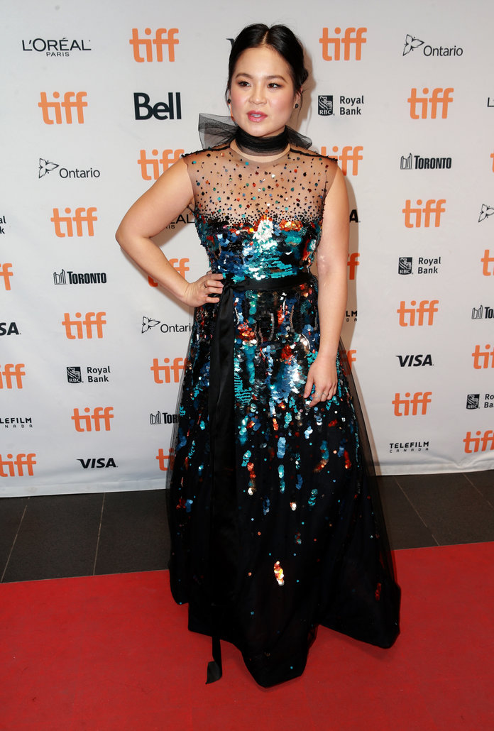 Kelly Marie Tran at Sorry For Your Loss TIFF Premiere