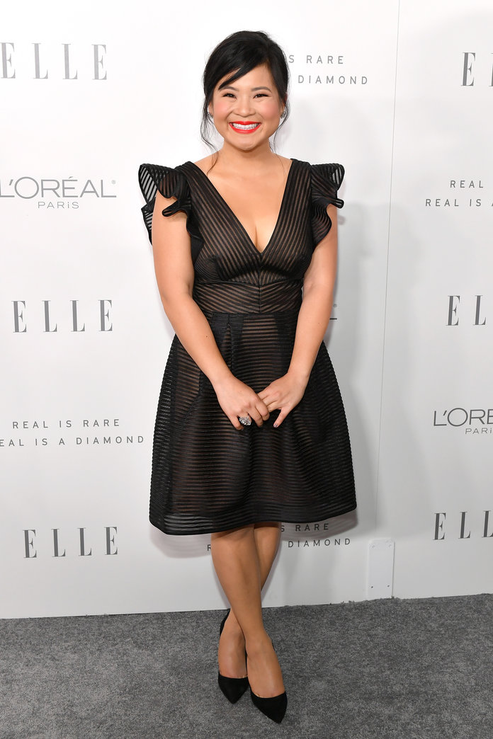 Kelly Marie Tran at ELLE's 24th Annual Women in Hollywood Celebration