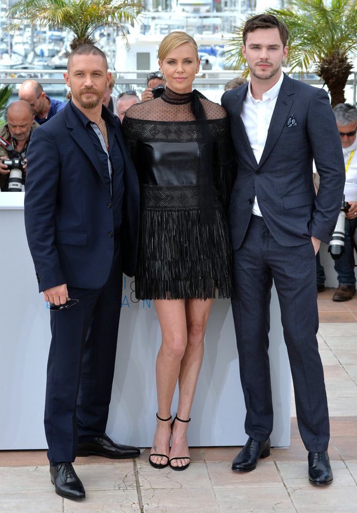 Charlize Theron at the Cannes Film Festival 2015