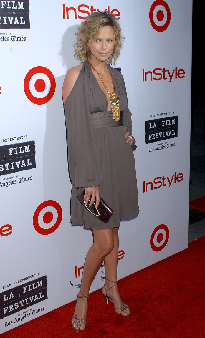 Charlize Theron at the Spirit of Independence Awards 2006