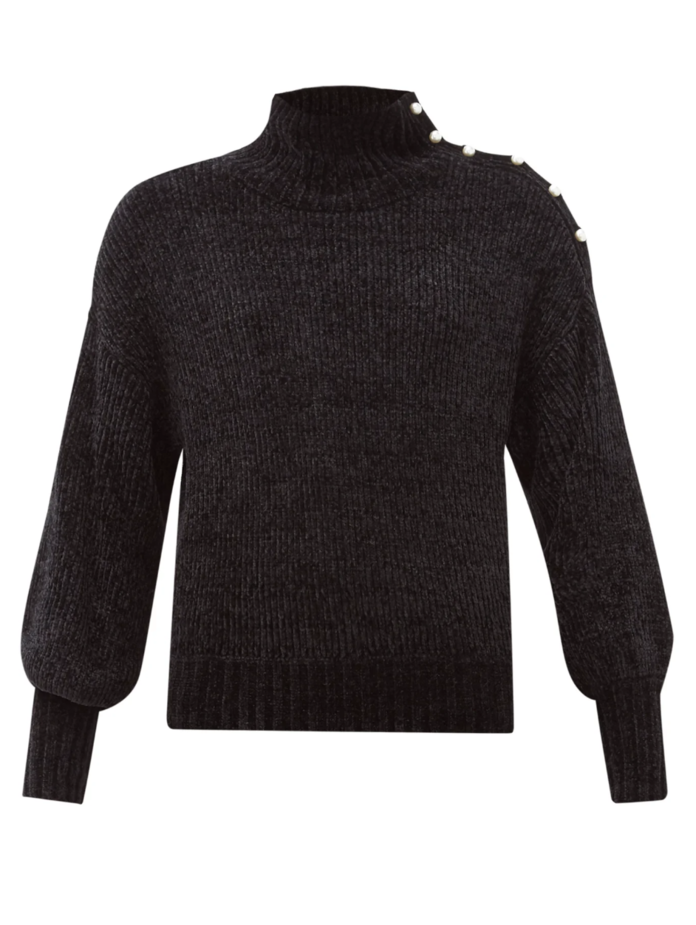 Staud Pearl Turtleneck