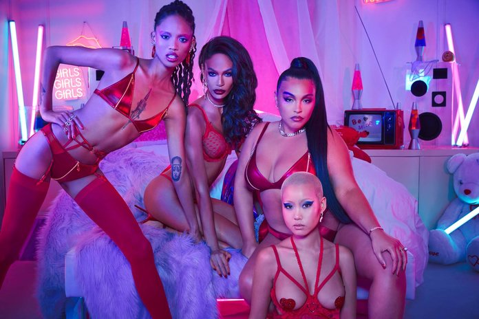 Savage x Fenty Adam Selman Valentine's Day Collection