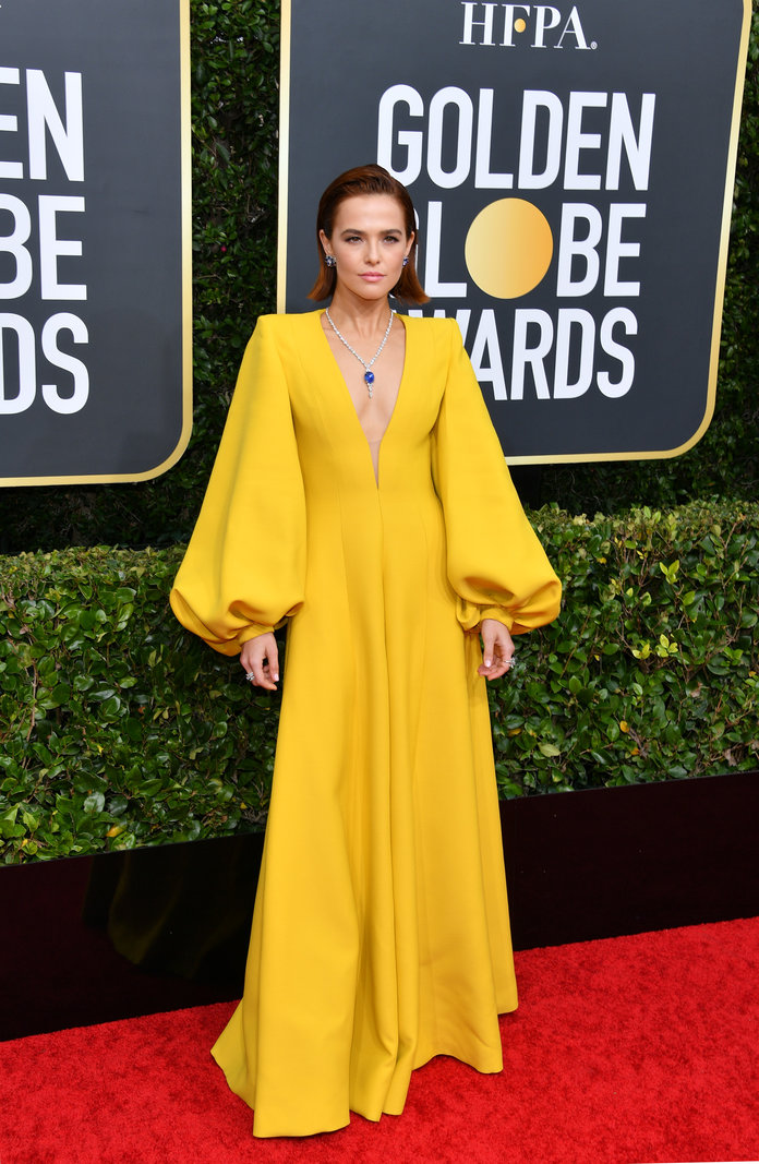 Zoey Deutch Golden Globes 2020