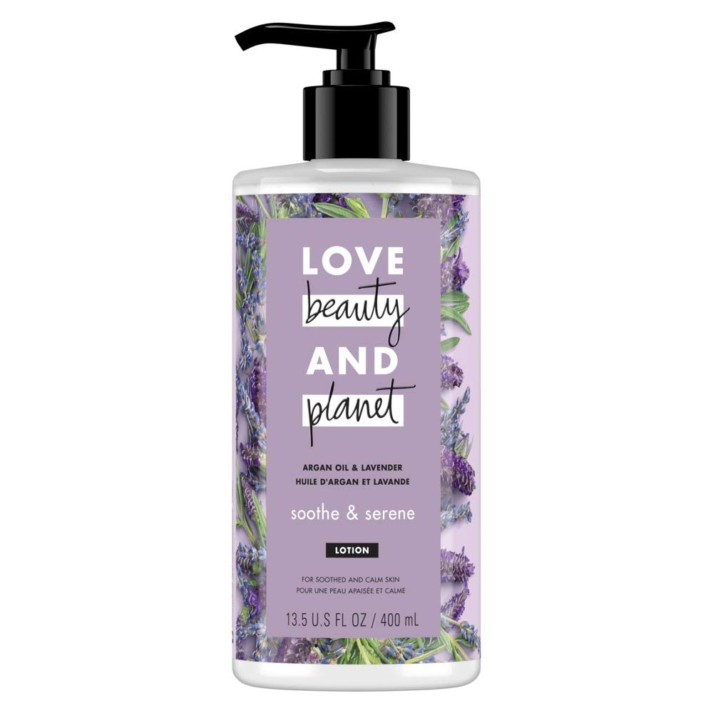 Love Beauty Planet Body Lotion Argan Oil