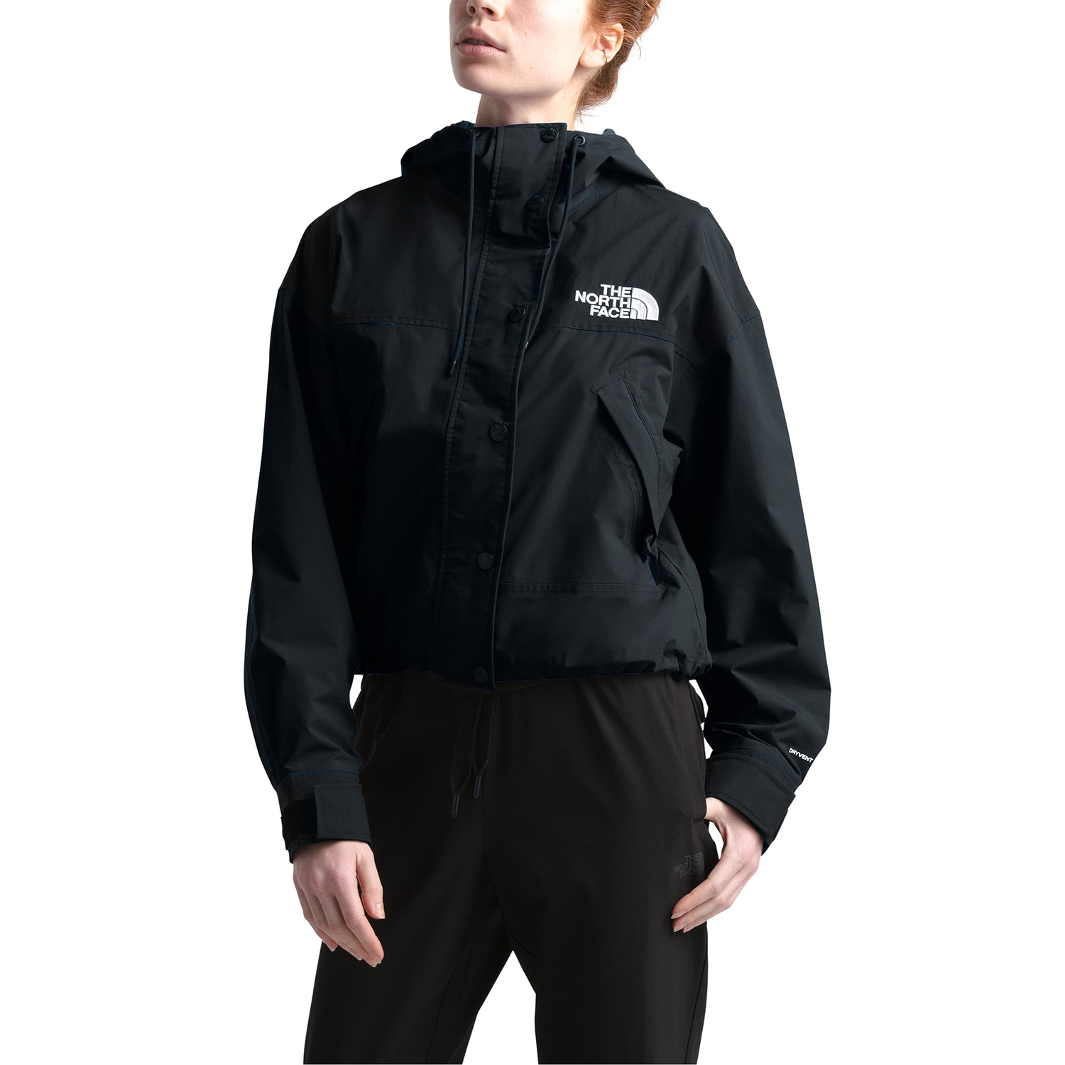 North Face Reign On Water Repellent Hooded Jacket
