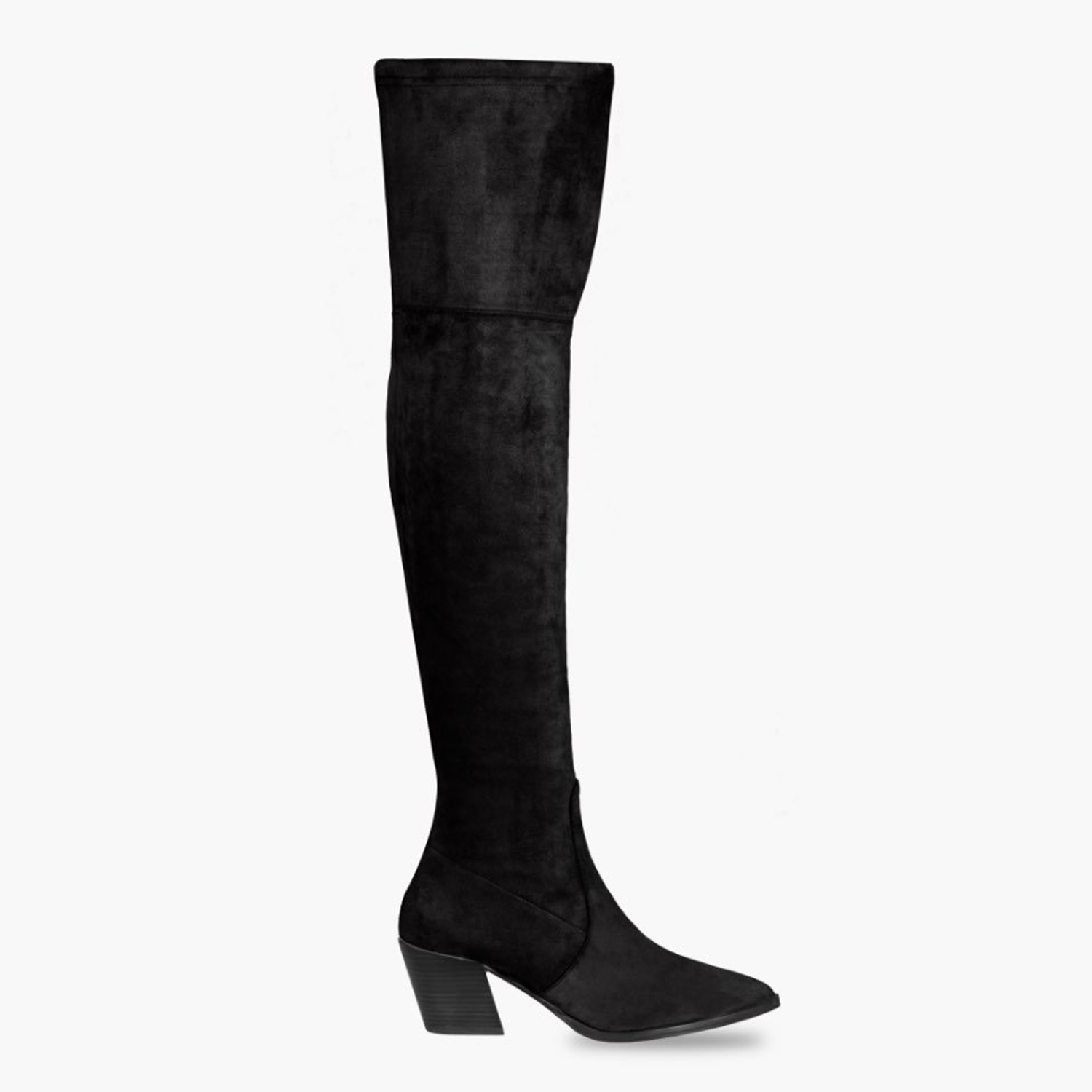 Women's Tempest Over-the-Knee Boot in Black