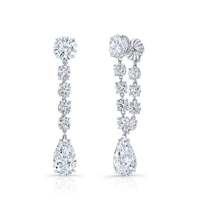 Forevermark x Anita Ko Earrings