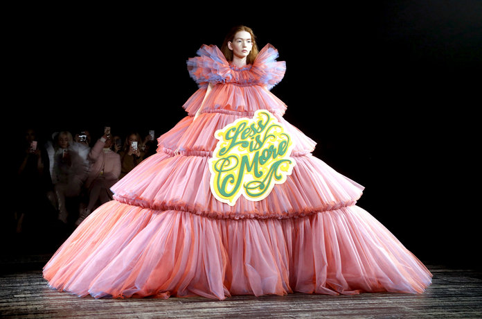 Couture Was the Original Model for Sustainability - Lead