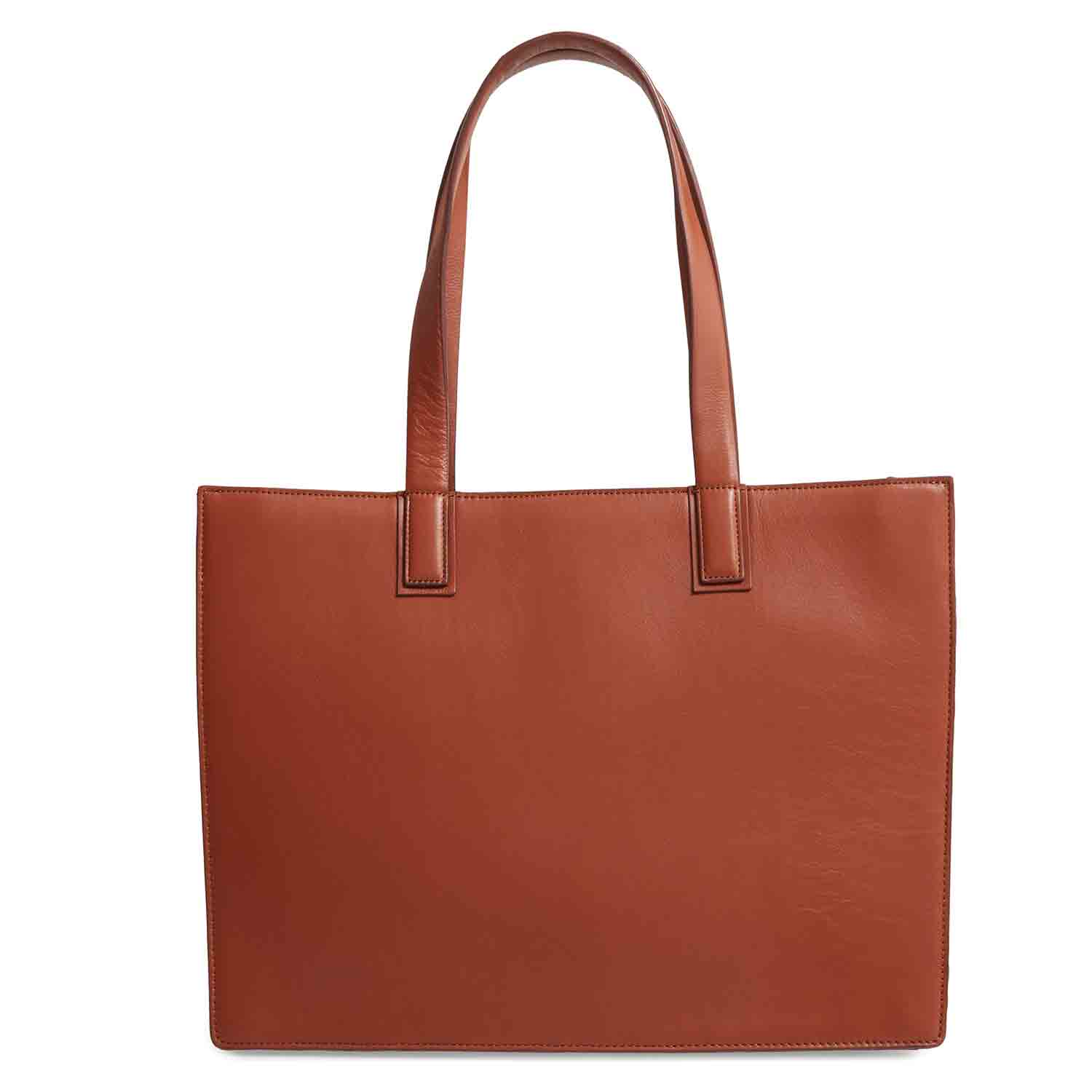 Nordstrom Concertina Leather Accordion Tote