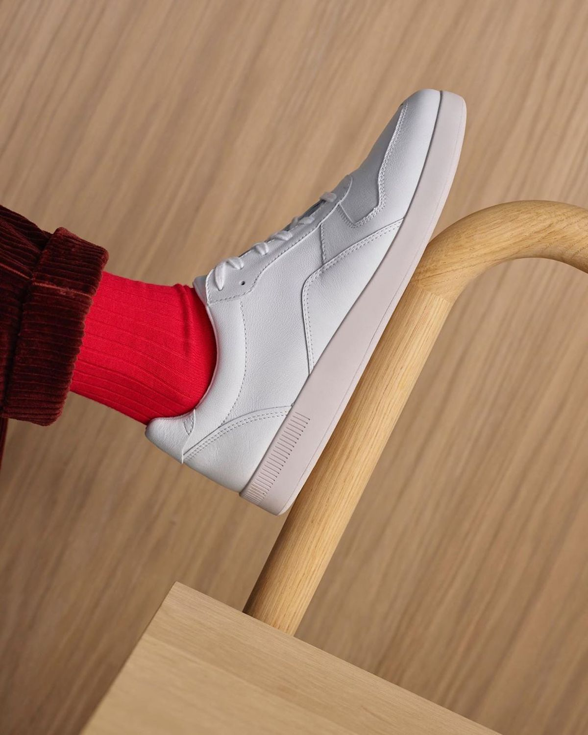 Everlane's New Under-$100 Sneakers Are Out-of-This-World Comfy