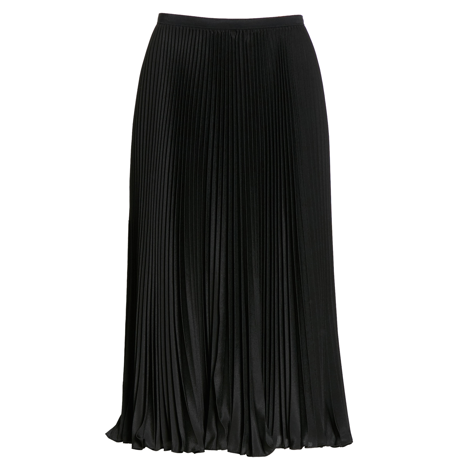 Polo Ralph Lauren Pleated Georgette Skirt