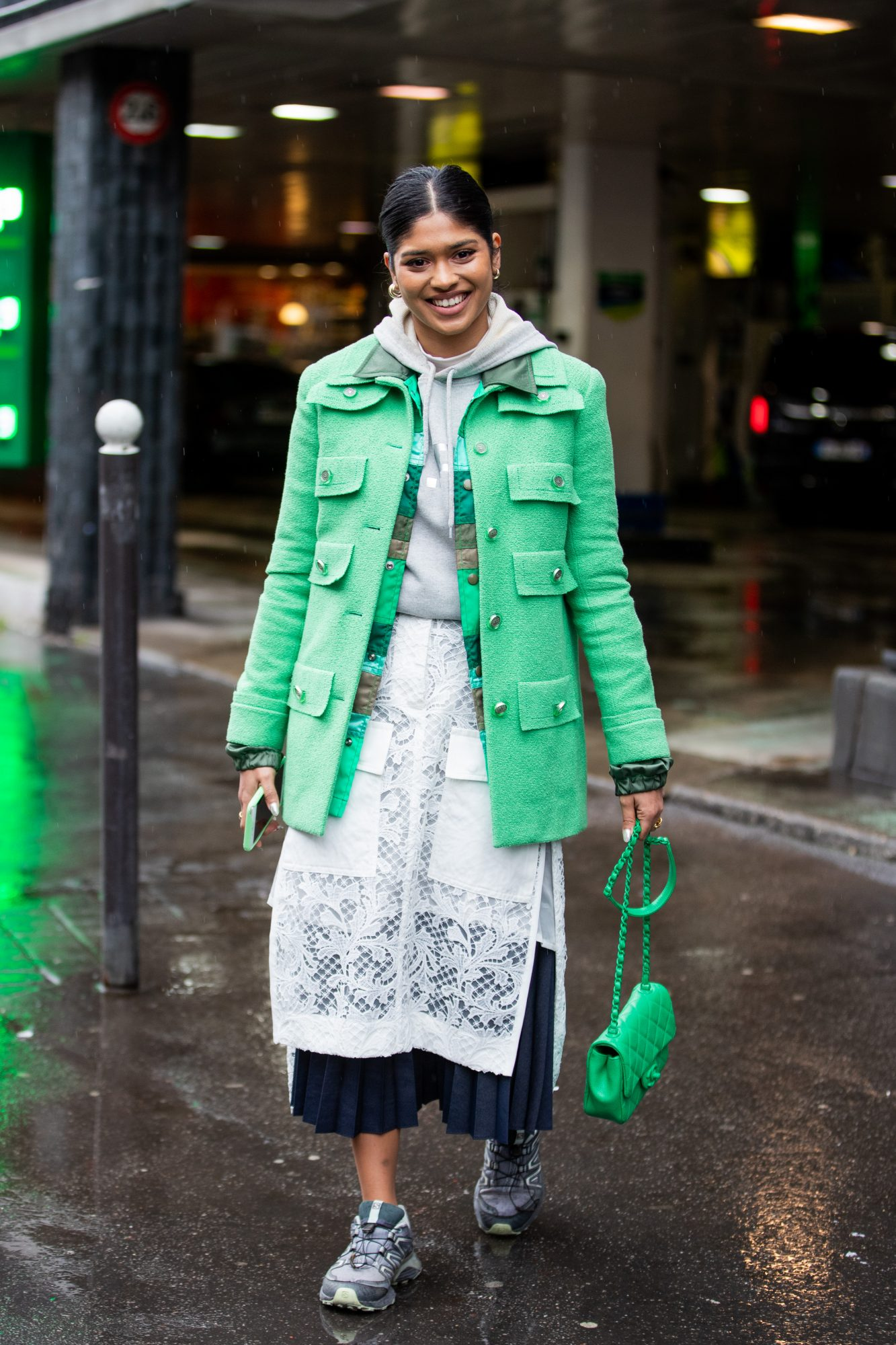 St. Patrick's Day Outfit Ideas - Lead