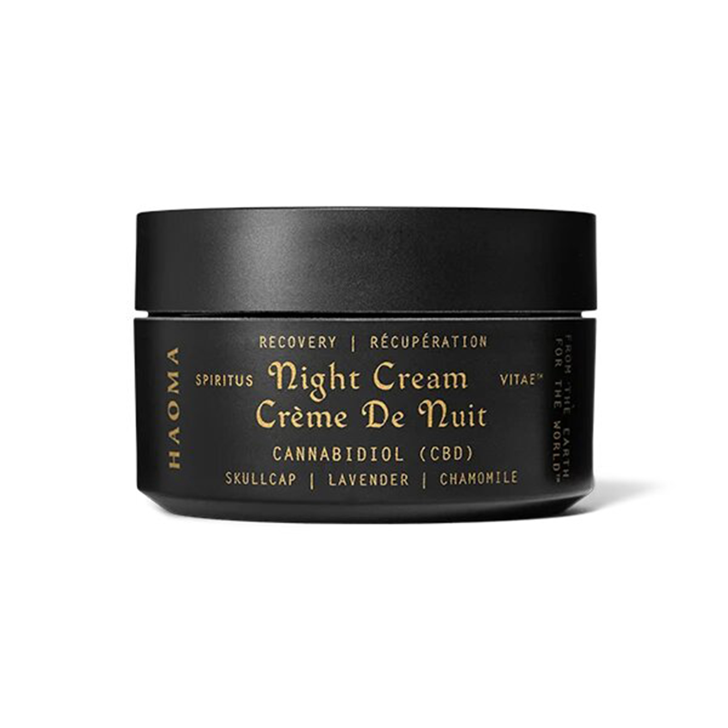 Recovery Night Cream HAOMA Natural Skincare