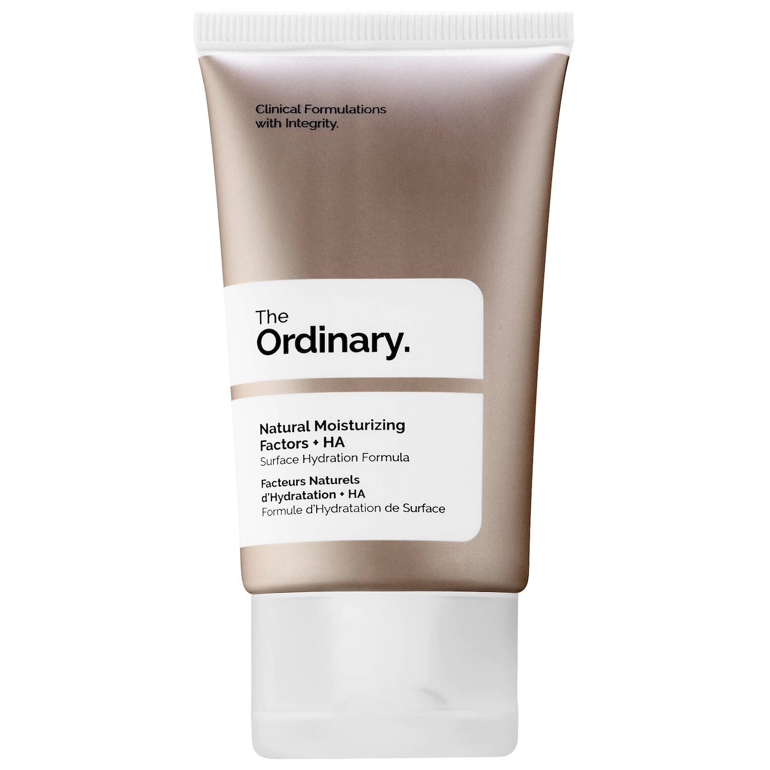 Natural Moisturizing Factors HA The Ordinary