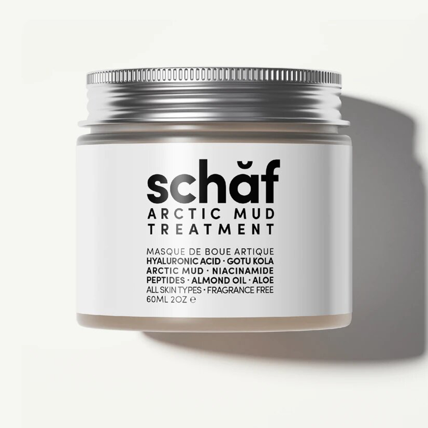Schaf Arctic Mud Treatment