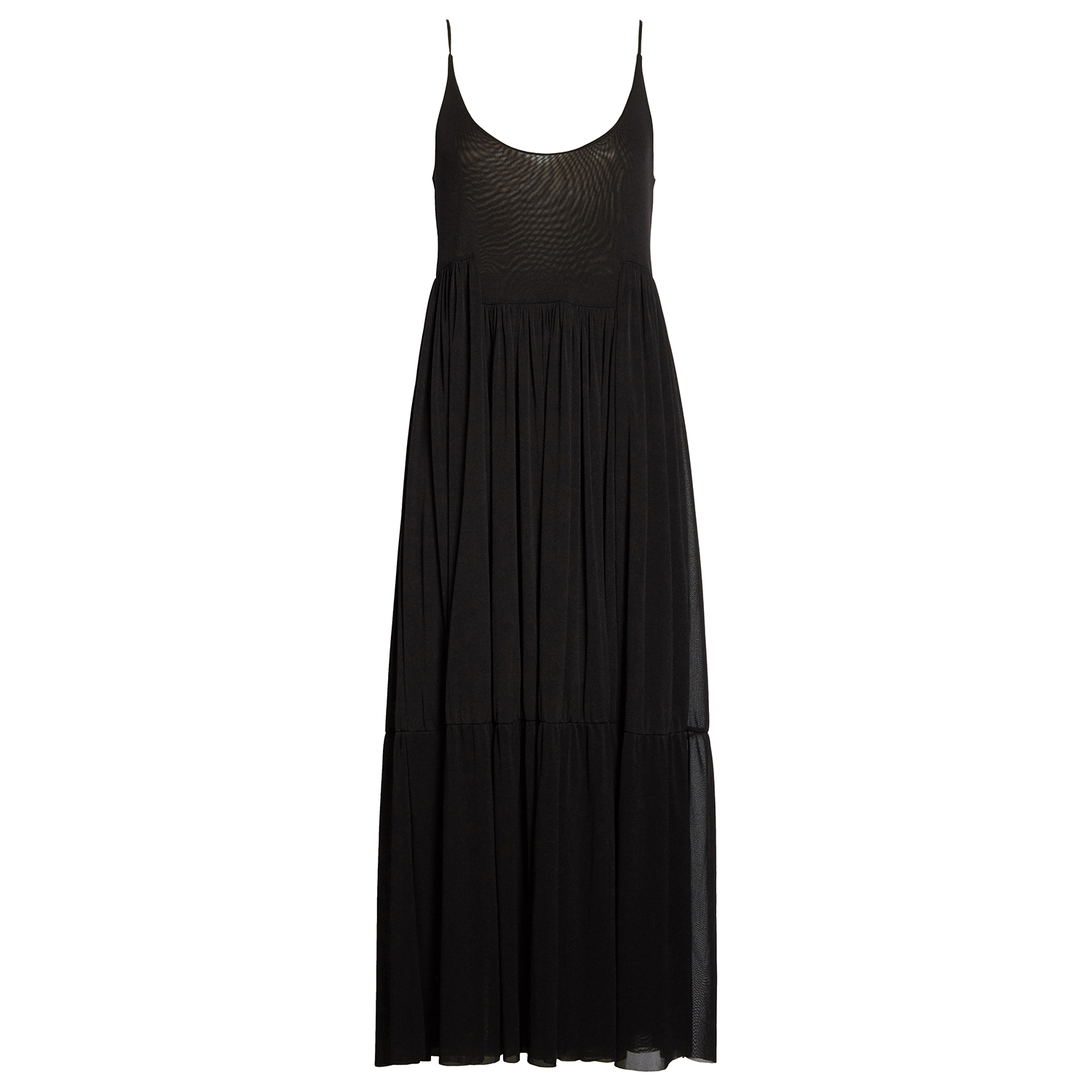 Vince Gathered Camisole Dress