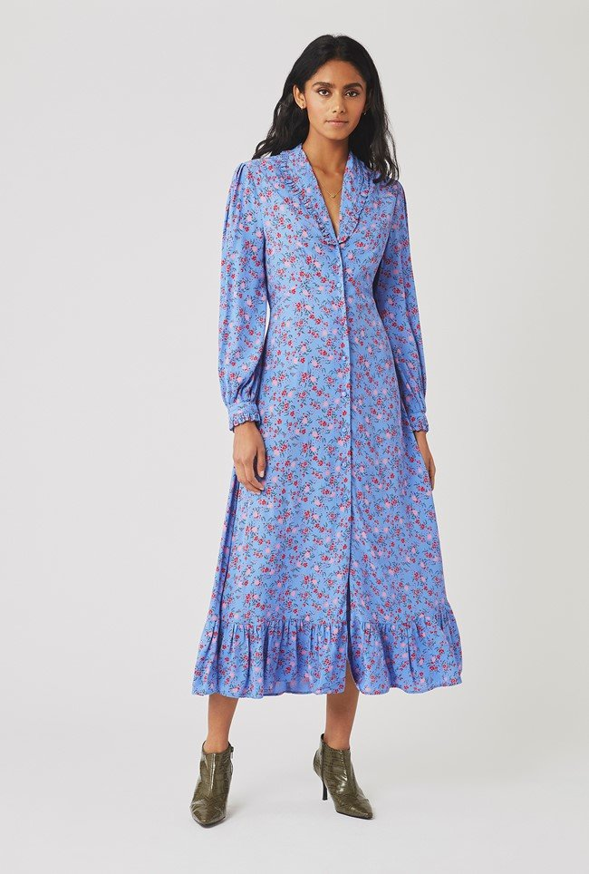 Kate Middleton Floral Dress from Ghost
