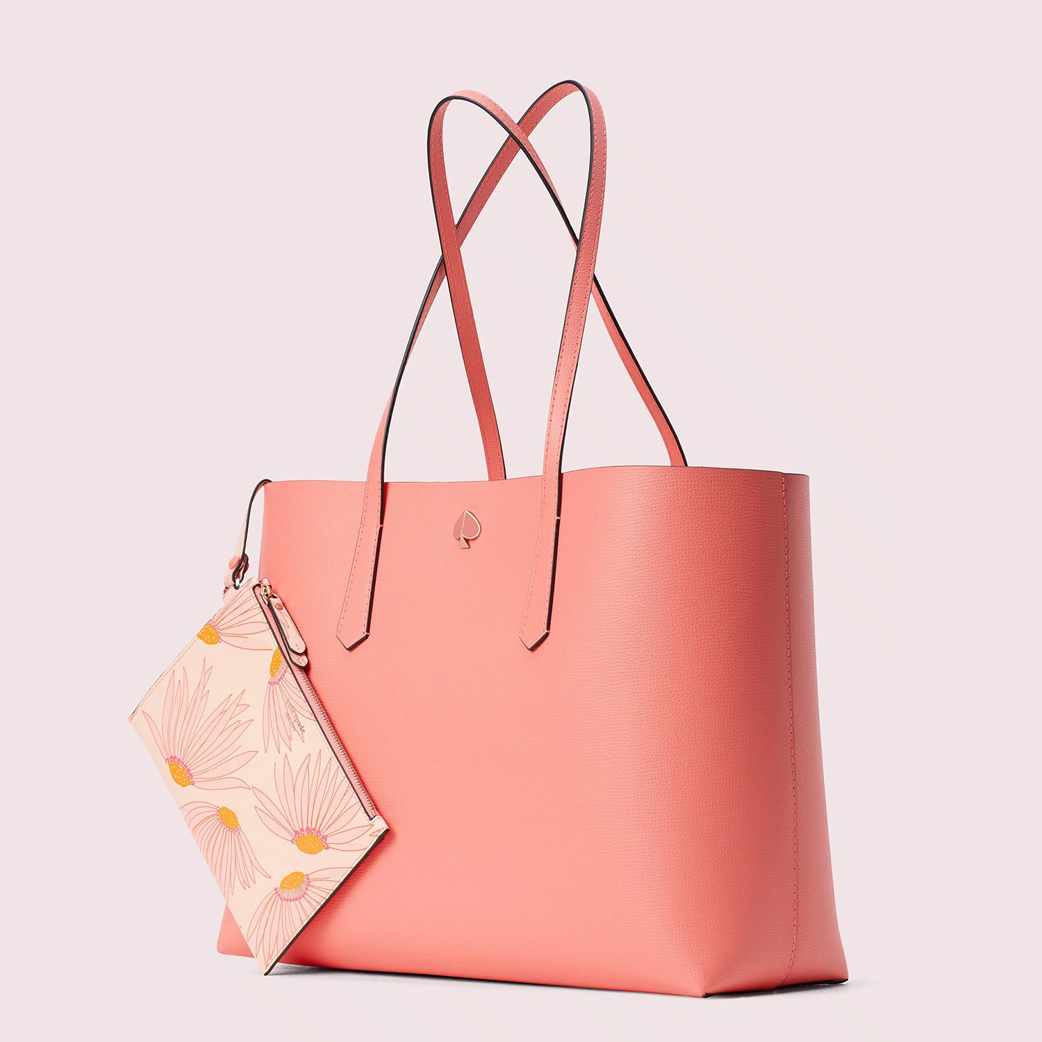 Molly Falling Flower Pop Large Tote Kate Spade