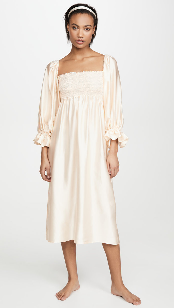 Nightgown Fashion Trend, Sleeper