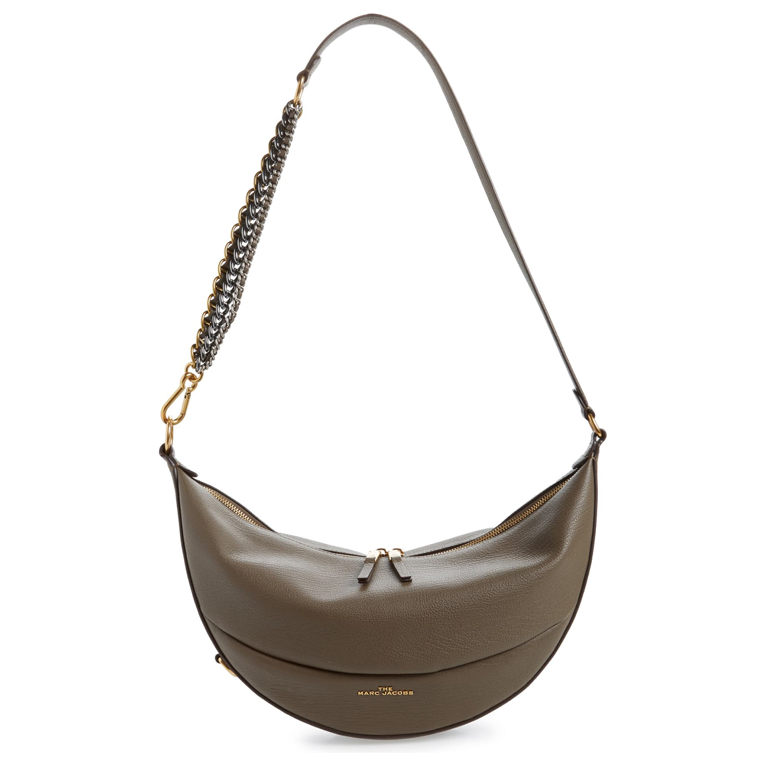 The Marc Jacobs The Eclipse Leather Shoulder Bag