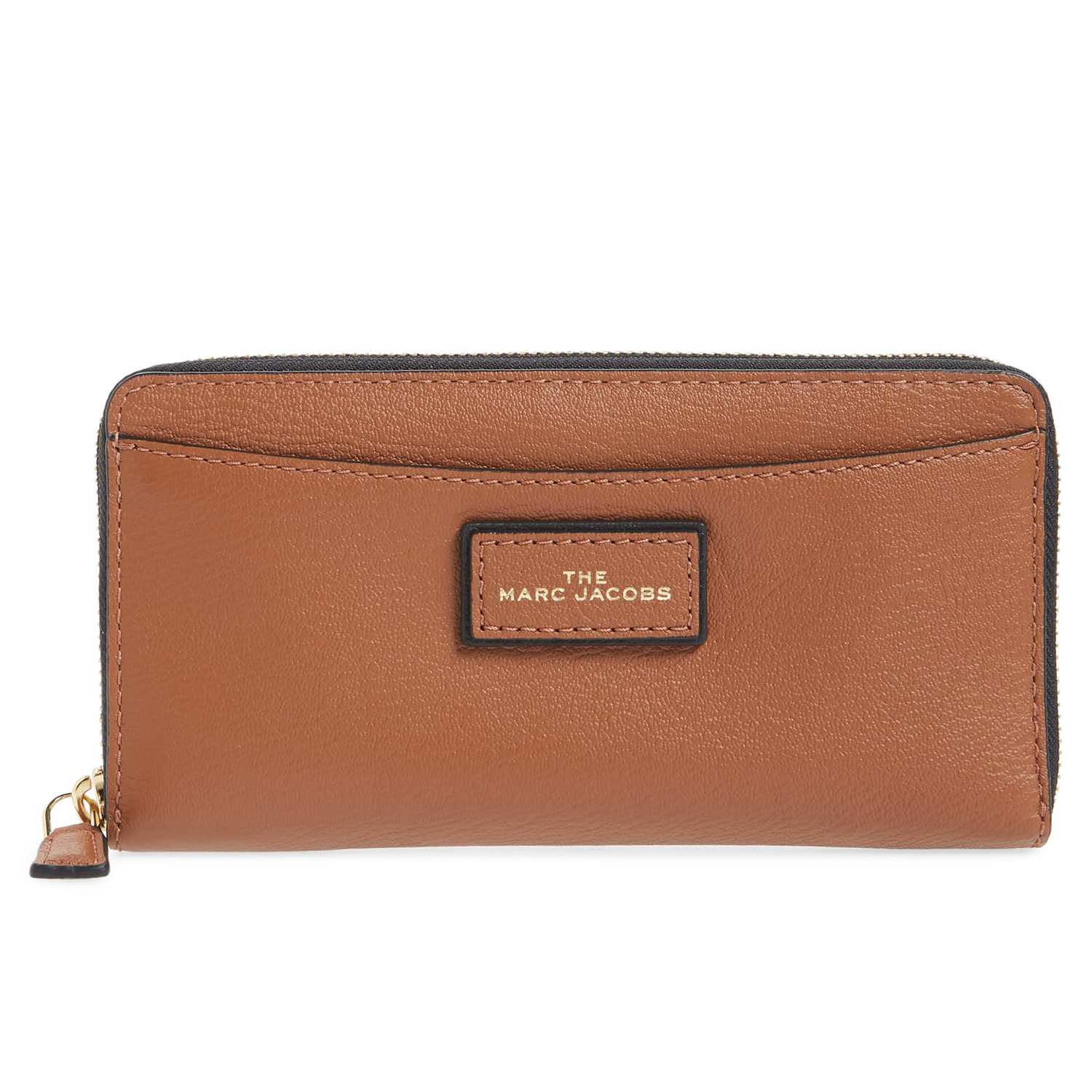 The Marc Jacobs The Vertical Zippy Leather Wallet
