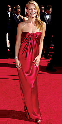 Ali Larter, Reem Acra, Look of the Day, celebrity style, Best of 2007