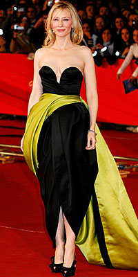 Cate Blanchett, Armani Prive, Best of 2007