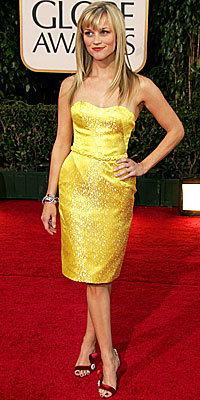 Reese Witherspoon in Nina Ricci, 2006