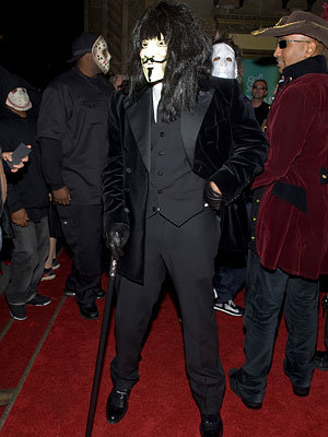Sean  Diddy  Combs, Halloween