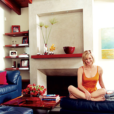 Teri Polo's Living Room, Celebs' Favorite Room
