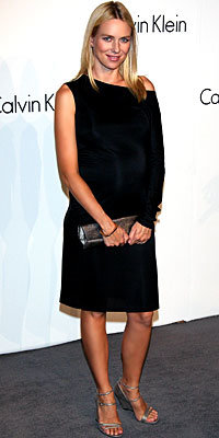 Naomi Watts in Calvin Klein at the designer's 40th anniversary party