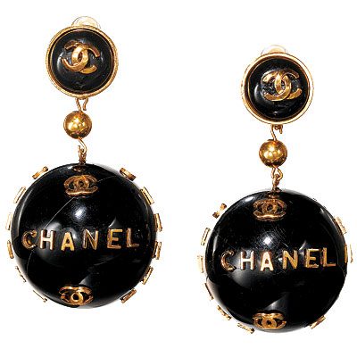 Cover Exclusives, Beyonce's Fashion & Beauty Favorites, Vintage Chanel Earrings
