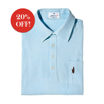 Gift Guide 2008, Gifts For Men, Jonnie-O Polo