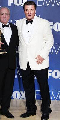 golden globe winner - Alec Baldwin