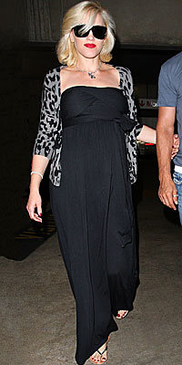 Gwen Stefani, L.A.M.B., Hollywood's Hottest Moms, maternity style, celebrity style