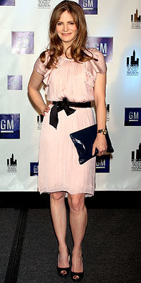 Jennifer Jason Leigh, Nominee for Best Supporting Female in Margot at the Wedding, 2008 Independent Spirit Awards