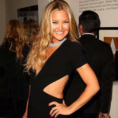 Best Parties of 2009 - Kate Hudson in Rachel Roy - Cartier 100th Anniversary - New York City